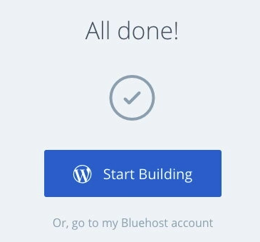 Learn how to Create a WordPress Blog with BlueHost