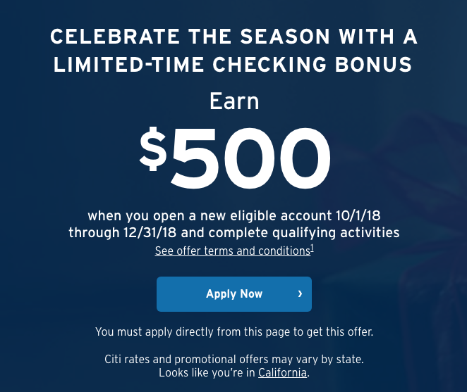 CitiBank is Giving Away FREE Money: Get Yours! - Every Other