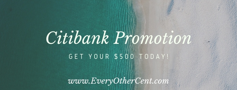 CitiBank is Giving Away FREE Money: Get Yours!