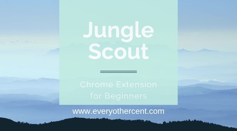 Jungle Scout Chrome Extension for Beginners